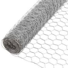 Wire Shop Galvanised Chicken Wire Fencing Livestock Fencing Roll Ideal For Chickens Rabbits And Dog Runs 1 Hole 4ft X50mts Amazon Co Uk Garden Outdoors
