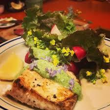 Pan Roasted Halibut with Green Garlic ...