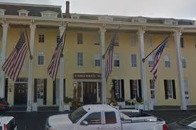 Cape May's Congress Hall, The Lobster ...