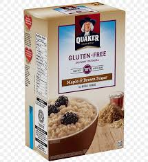 quaker instant oatmeal breakfast cereal