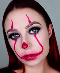 pennywise makeup makeup