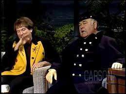 Jonathan Winters & Robin Williams in Funniest Moments on Johnny ...