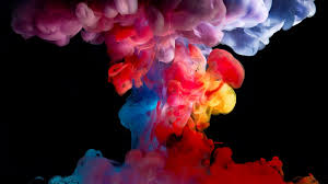color powder wallpaper on wallpapersafari