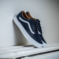vans old skool premium leather parisian