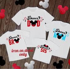 Dance Mom Cheer Mom Dad Vinyl Decal Dancer Mom Mickey Minnie Mouse Disneyland Team Disney Iron On Decal For Shir Cheer Mom Dance Moms Minnie Mouse Disneyland