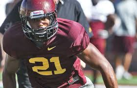 Former Gopher Vereen wants to be like big brother | Star Tribune