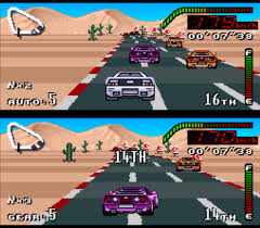 Top Gear - SNES - Alvanista