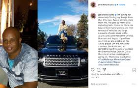 """EXCLUSIVE: """"Basketball Wives"""" Star Jennifer Williams Prepping Docu Inspired  By How She & Others Were Scammed By Ex Boyfriend Aaron Nichols -  theJasmineBRAND"""