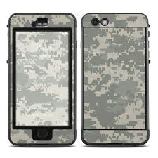 Acu Camo Lifeproof Iphone 6s Plus Nuud Case Skin Istyles