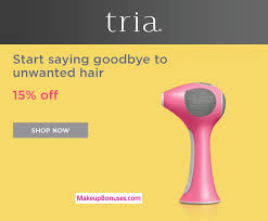 tria laser hair removal coupon 2018