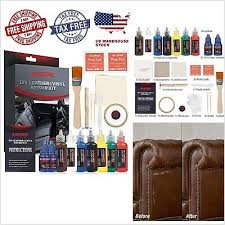 car seat repair kit leather vinyl