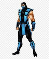 Sub Zero Sticker Decal Ps4 Xbox Pc Video Game Mortal Kombat Ebay