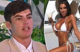 Love Island Australia: Adam tells Margarita Smith he prefers 'natural girls'