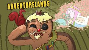 borderlands adventure time wallpaper