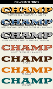 letterhead fonts handcrafted