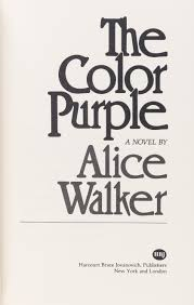The Color Purple. - WALKER Alice - First Edition