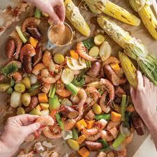 Louisiana-Style Shrimp Boil - Taste of ...
