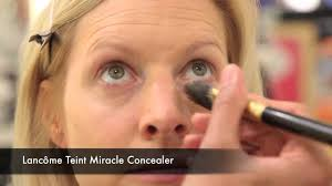 make up tips to disguise fine lines and