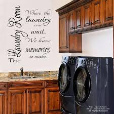 Laundry Room Decal Laundry Decal Laundry Wall Decal Laundry Etsy
