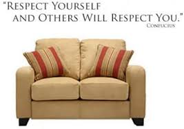 Amazon Com Ws00209 Respect Yourself Quote Forest Green Vinyl Graphic Wall Decal Sticker Wall Decor Stickers Posters Prints