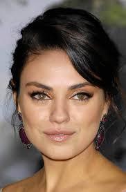 makeup for fair skin and brown hair