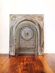 cast iron fireplace surround fireplace