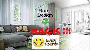 hack home design 3d you