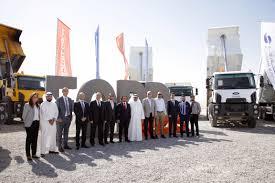 Cengiz İnşaat ve Polat Yol, Kuveyt'te Ford Trucks ile çalışacak - Ticari  Araçlar Dünyası