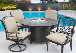 bahama outdoor patio 5pc dining set