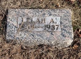 Lela Ada Sellers (Richardson) (1859 - 1937) - Genealogy