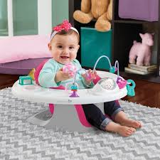 summer infant 4 in 1 suat pink