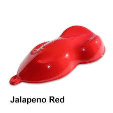 red car paint jeno color car