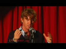 AD Miles Effinfunny Stand Up - Mistaken For A Woman - YouTube