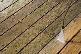 How To Pressure Wash Your Deck Econo Decks Deck Services
