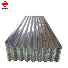 30 gauge corrugated steel roofing sheet