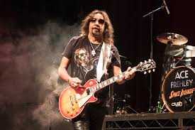 Former Kiss Guitarist Ace Frehley: 'I Am a Trump Supporter' - Rolling Stone