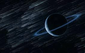 تحميل خلفيات زحل نجوم المطر النظام الشمسي الكواكب Galaxy
