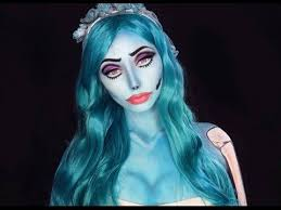 bride makeup corpse bride makeup