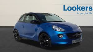 Dealer New ADAM VAUXHALL 1.2I Griffin 3Dr 2019   Lookers