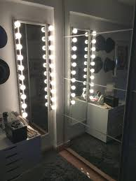 standing mirror with lights viralkar com