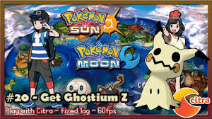 Pokemon Sun and Moon PC Download With Citra Emulator