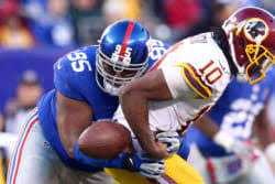 Report: Colts Sign Johnathan Hankins to 3-year, $30M Deal