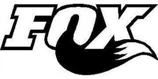 Fox Shox Decal Sticker 02