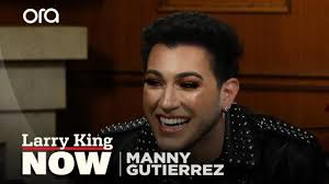 manny gutierrez started his you