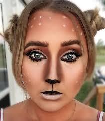 cute deer costume makeup saubhaya makeup