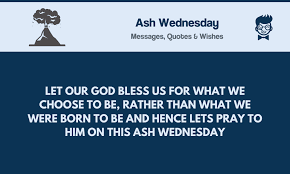 ash wednesday best messages wishes and quotes