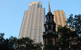 bar none group: Remembering 9-11: St. Paul's Chapel Poem by J ...