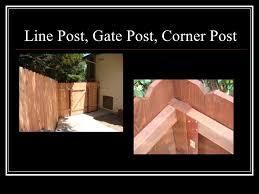Metal Fence Post For Wood Fences