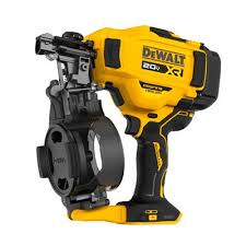 Dewalt Dcn45rnb 20 Volt Max 15 Degree Cordless Brushless Coil Roofing Nailer Tool Only Investments Hardware Limited