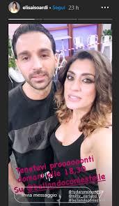 Elisa Isoardi e Raimondo Todaro 'incollati' dalla passione: è amore!